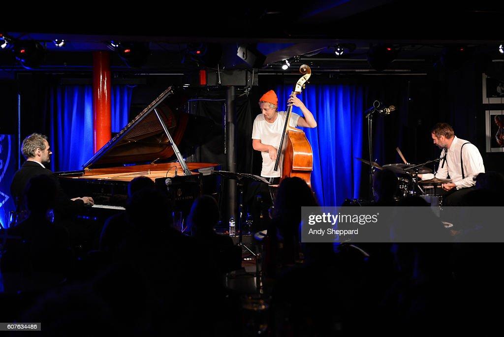 Hess/ AC / Hess Spacelab Perform At Pizza Express Jazz Club Photos ...