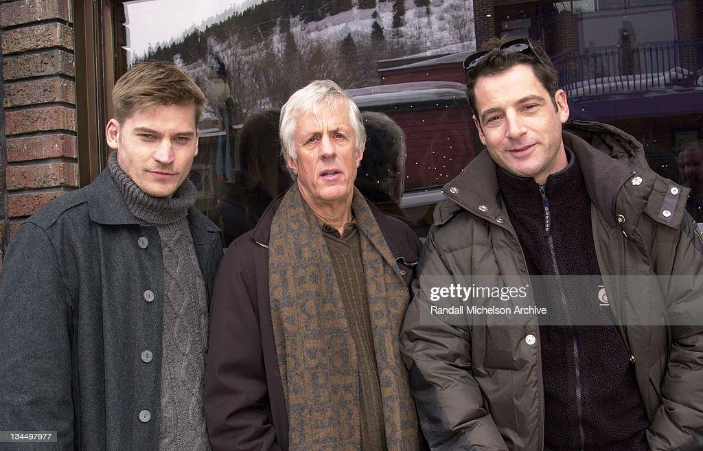 Sundance 2001 - Enigma - Portraits : News Photo