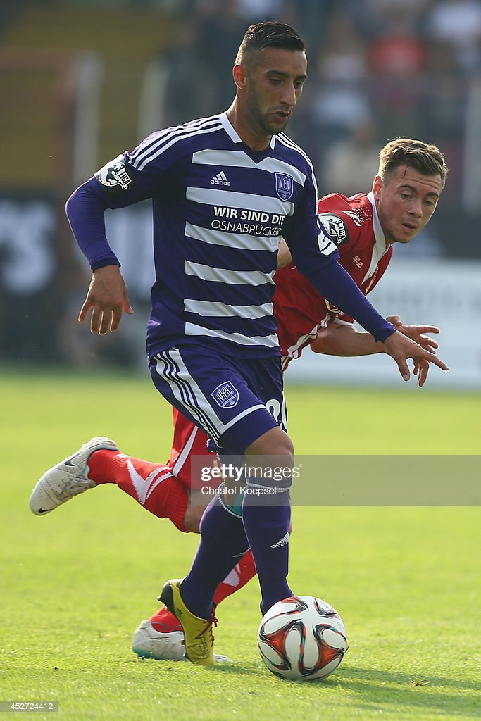 VfL Osnabrueck v Energie Cottbus - 3. Liga