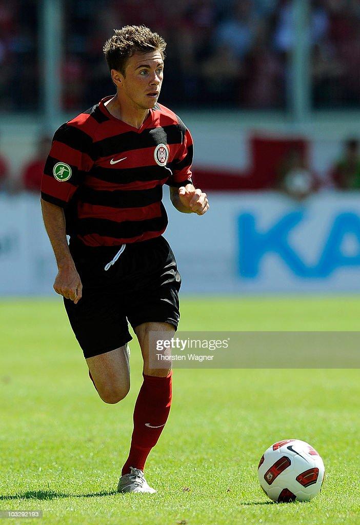 SV Wehen Wiesbaden v Kickers Offenbach - 3.Liga