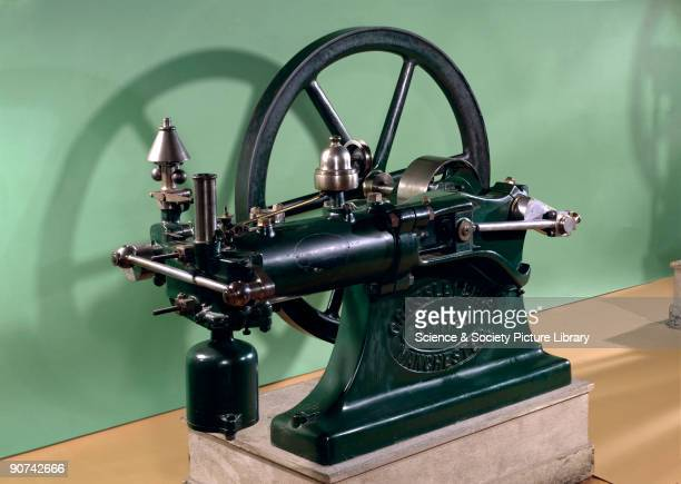 Nikolaus August Otto gave his name to the fourstroke engine cycle which he developed with Eugen Langen in 1876 The Otto cycle begins when an...