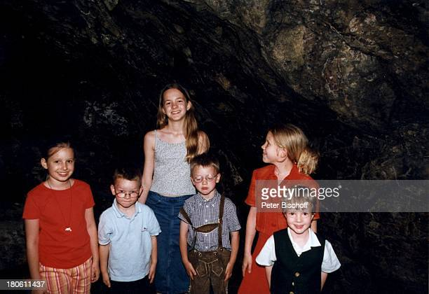 Nikolaus Fortell Freunde von Nikolaus Kinder VorabFeier zum 50Geburtstag von A l b e r t Fortell Burgfest auf Burg Oberkapfenberg...