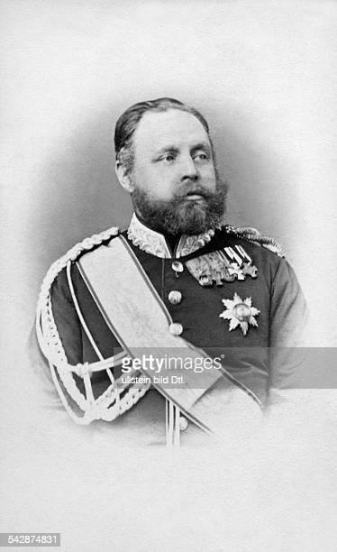 Nikolaus Friedrich Peter *08071827 Grand Duke of Oldenburg portrait date unknown probably around 1880