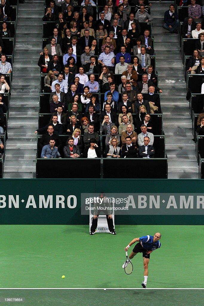 ABN AMRO World Tennis Tournament - Day Six