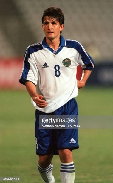 Soccer - Asian Cup Lebanon 2000 - Group C - Japan v Uzbekistan 905e69021