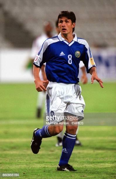 Soccer - Asian Cup Lebanon 2000 - Qatar v Uzbekistan c3f0a9d60