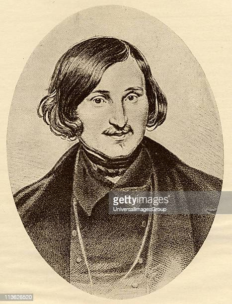 Nikolay Vasilyevich Gogol 18091852 Russian writer From the book The Masterpiece Library of Short Stories Russian Volume 12'