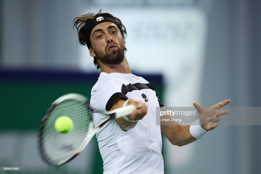 2017 ATP 1000 Shanghai Rolex Masters - Day 2 : News Photo
