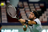 shanghai china nikoloz basilashvili georgia returns