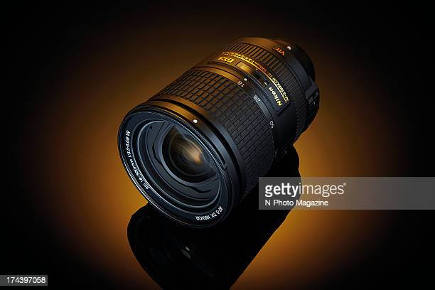 A Nikon 18300mm f/35 56G AFS DX ED VR superzoom lens taken on November 22 2012
