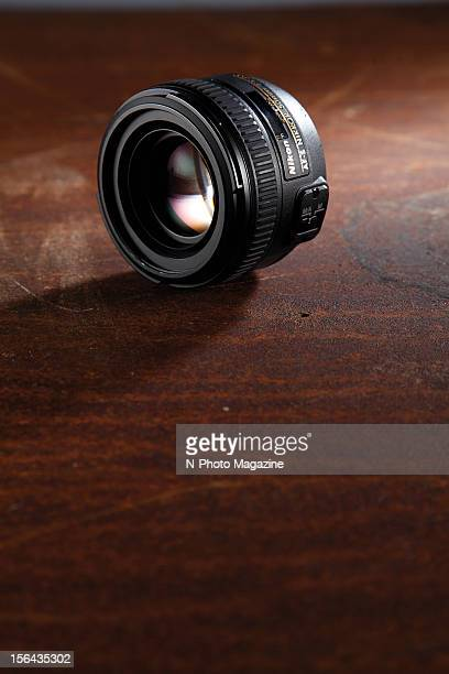 A Nikon 50mm f/14G AFS prime lens taken on May 10 2012