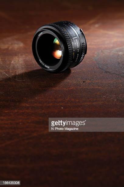 A Nikon 50mm f/18D AF prime lens taken on May 10 2012