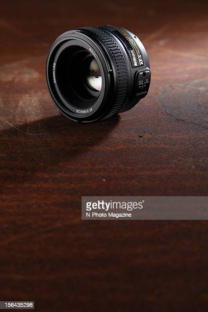 A Nikon 50mm f/18G AFS prime lens taken on May 10 2012
