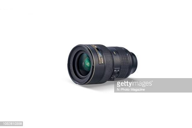 A Nikon AFS 1635mm f/4G ED VR wideangle digital SLR camera lens taken on August 21 2017