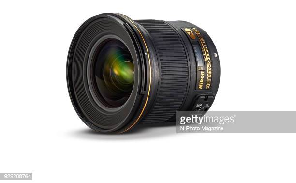 A Nikon AFS 20mm f/18G ED wideangle prime lens taken on January 26 2017