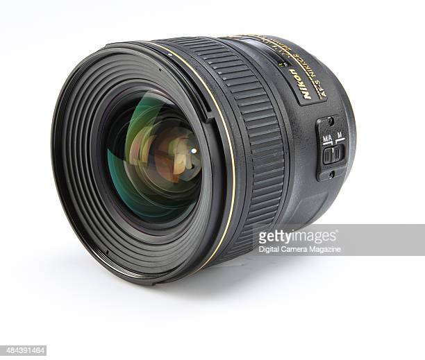 A Nikon AFS 24mm f/14G ED wideangle prime lens taken on November 27 2014