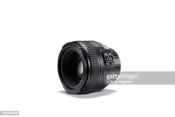 A Nikon AFS 50mm f/14G lens photographed for a feature on portrait lenses taken on September 17 2015