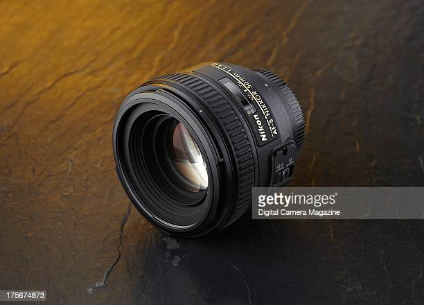 A Nikon AFS 50mm F/14G portrait lens taken on January 11 2013