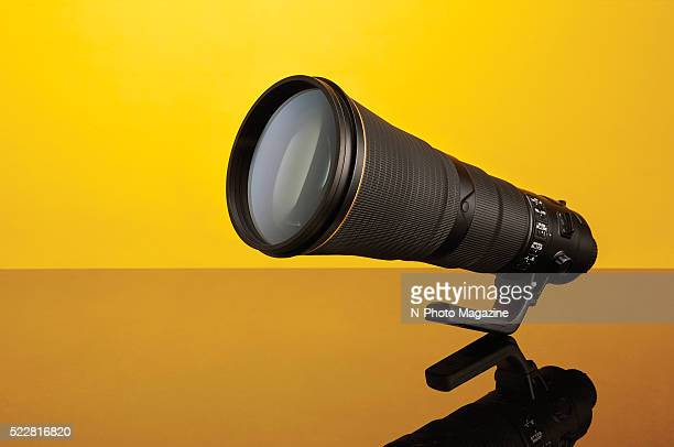 A Nikon AFS 600mm f/4E FL ED VR telephoto prime lens taken on July 30 2015