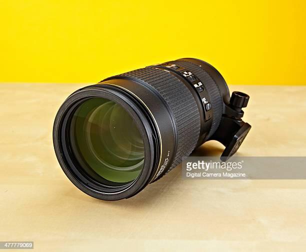 A Nikon AFS 80400mm ED VR lens taken on June 18 2013