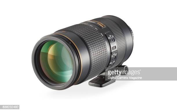 A Nikon AFS 80400mm f/4556G ED telephoto zoom lens taken on August 1 2016