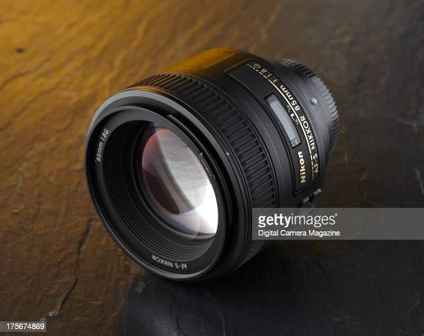 A Nikon AFS 85mm F/18G portrait lens taken on January 11 2013