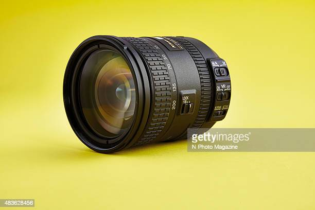 A Nikon AFS DX 18200mm f/3556G ED VR II lens taken on July 29 2014