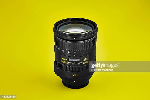 A Nikon AFS DX 18200mm f/3556G ED VR II lens taken on July 29 2014