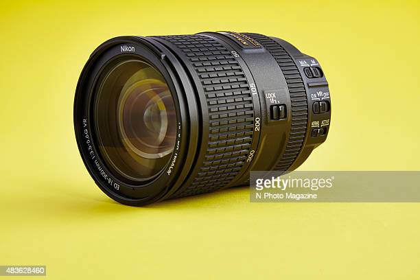 A Nikon AFS DX 18300mm f/3556G ED VR lens taken on July 29 2014