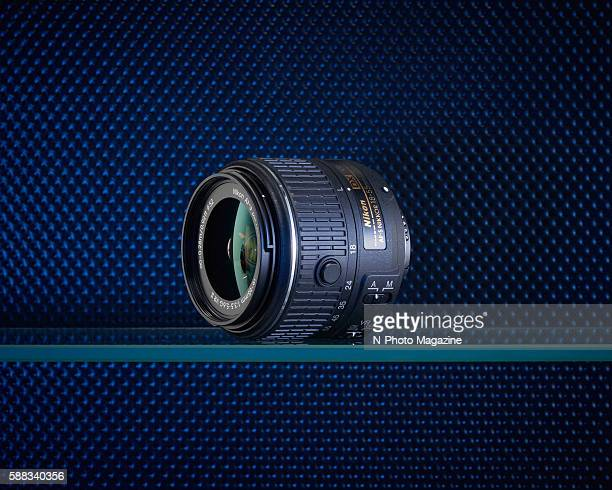 A Nikon AFS DX 1855 mm f/3556G VR II DXformat zoom lens taken on January 7 2016