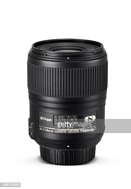 A Nikon AFS Micro 60mm f/28G ED macro prime lens taken on October 13 2015