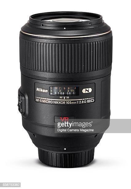 A Nikon AFS VR Micro 105mm f/28G IFED macro prime lens taken on October 13 2015