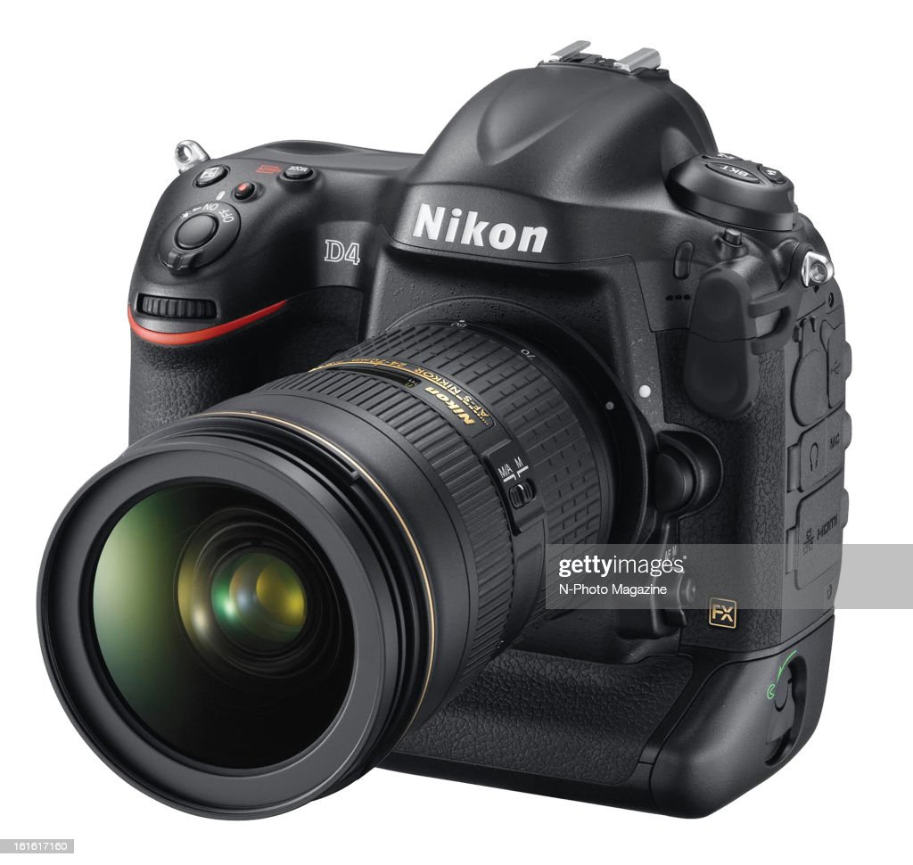 Camera And Accessory Studio Shoots : News Photo