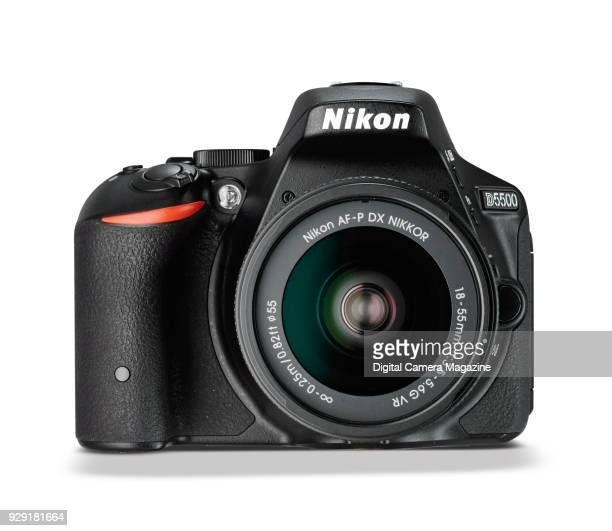 A Nikon D5500 digital SLR camera with a 1855mm AFP VR lens taken on October 17 2016