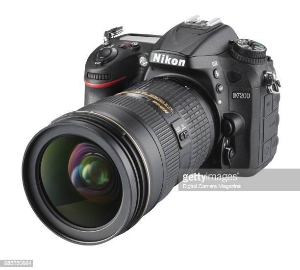 A Nikon D7200 digital SLR camera taken on June 6 2016