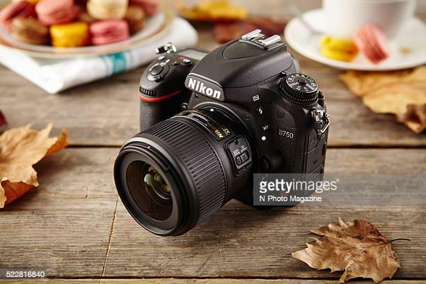 Nikon D750 DSLR camera, taken on August 25, 2015.