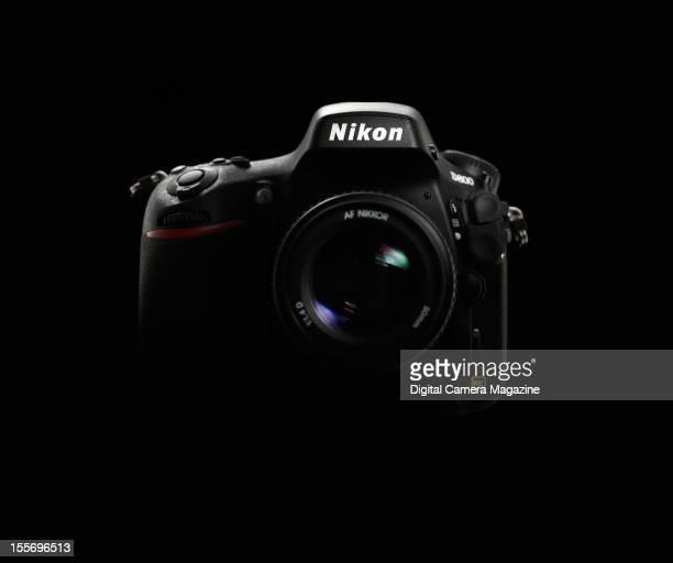 Nikon D800 DSLR, taken on March 22, 2012.