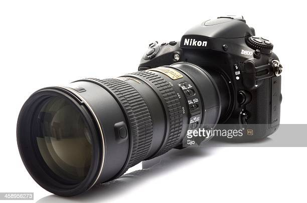 nikon stock photos and pictures getty images