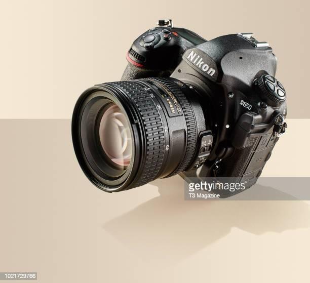 Nikon D850 DSLR camera, taken on November 17, 2017.