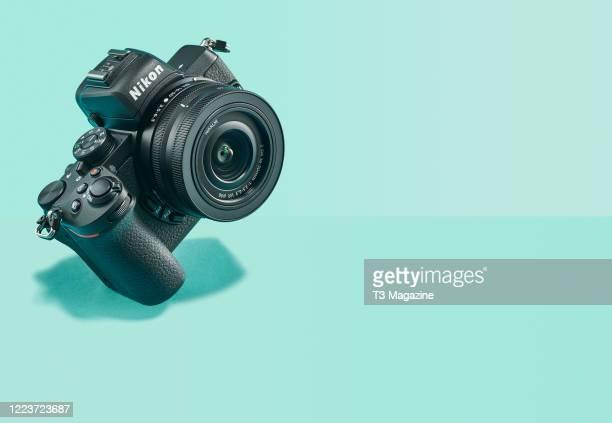 Nikon Z 50 mirrorless digital camera, taken on October 27, 2019.