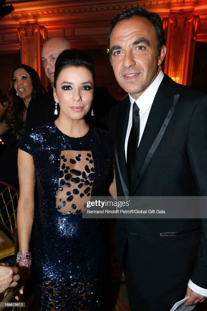 Eva Longoria Presents 'Global Gift Gala' 2013 - Dinner And Performance