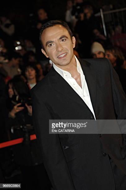 Nikos Aliagas Midem 2006 NRJ Music Awards Montee des marches