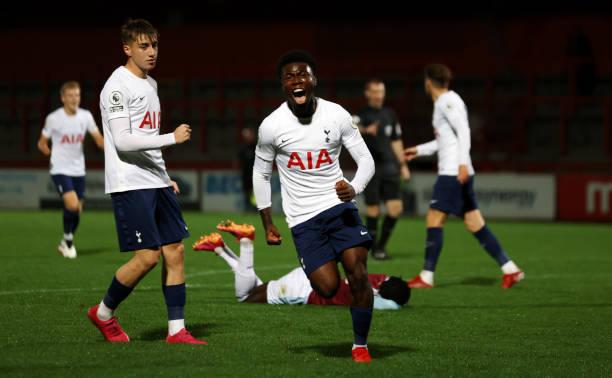 GBR: Tottenham Hotspur U23 v West Ham United U23 - Premier League 2