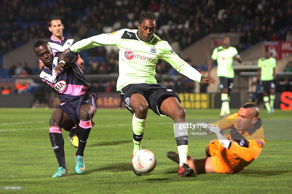 FC Girondins de Bordeaux v Newcastle United FC - UEFA Europa League