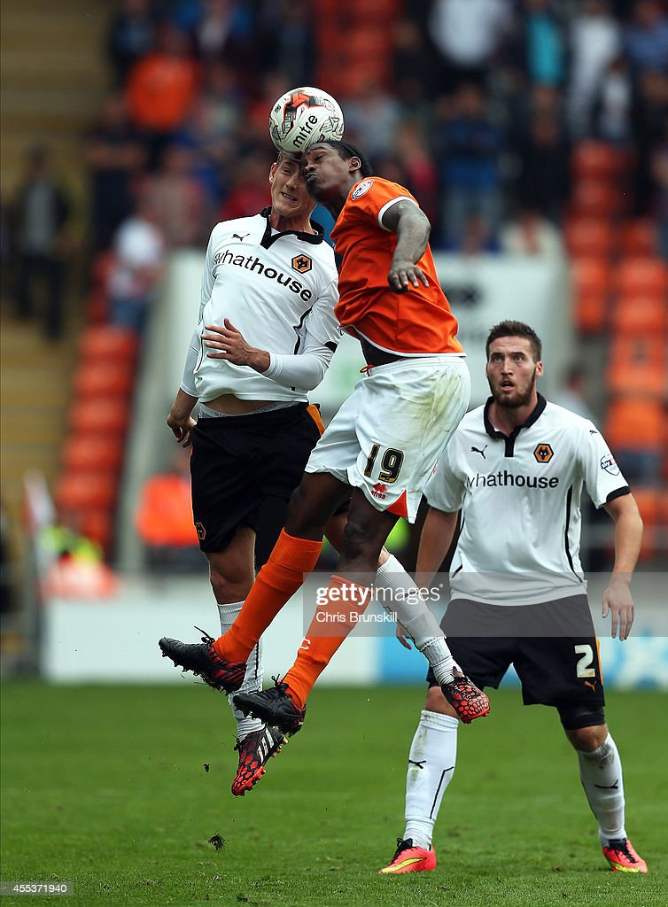 Blackpool v Wolverhampton Wanderers - Sky Bet Championship