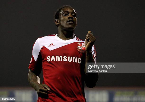Nile Ranger of Swindon Town