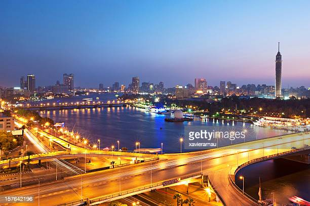 nile river - cairo stock pictures, royalty-free photos & images