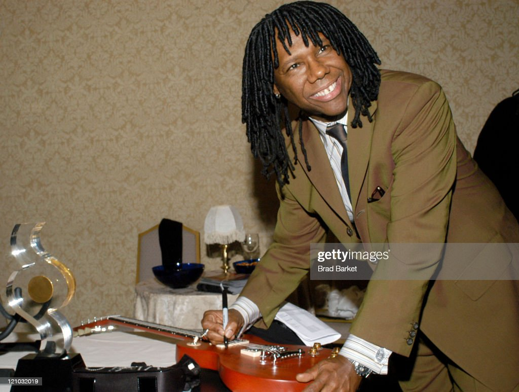 Nile Rodgers during New York Chapter of The Recording Academy Celebrates Their 2003 Hero's Awards Gala at The Roosevelt Hotel in New York City, New York, United States.