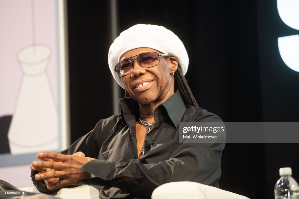 TX: Featured Session: Nile Rodgers & Merck Mercuriadis - 2019 SXSW Conference and Festivals