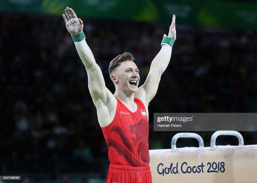 Gymnastics - Commonwealth Games Day 1